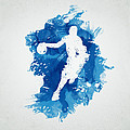 Basketball Player by Aged Pixel