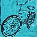 Bike 6 Print by William Cauthern