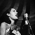 Billie Holiday (1915-1959) by Granger