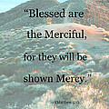 Blessed Are The Merciful by Patricia Januszkiewicz