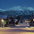 Breckenridge Colorado Morning by Michael J Bauer