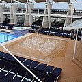 Caribbean Cruise - On Board Ship - 12129 by DC Photographer