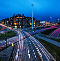 Charing Cross Glasgow by John Farnan