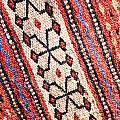 Colorful Rug by Tom Gowanlock