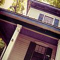 Creepy Old House by Jill Battaglia