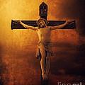 Crucifixcion by Jelena Jovanovic