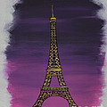 Eiffel a la Rothko