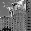 Esperson Buildings Houston Tx by Christine Till