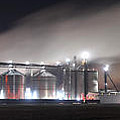 Ethanol Plant In Watertown by Dung Ma