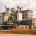 Feed Mill by Charles Beeler