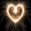 Fiery Heart by Tim Gainey