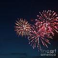 Fireworks Series Vi by Suzanne Gaff