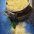Fresh Corn Meal by Mythja  Photography