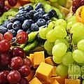 Fresh Fruits by Elena Elisseeva