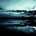 Full Moon by Jaroslaw Grudzinski
