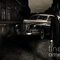 Gangster by Diane Diederich