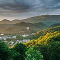 Gatlinburg Tennessee Great Smoky Mountain Sunrise by Mark VanDyke