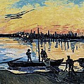 Gogh, Vincent Van 1853-1890. The by Everett