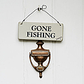 Gone Fishing Forever by Tim Gainey