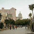 Havana's Prado Promenade by Mountain Dreams