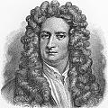 Isaac Newton by Oprea Nicolae