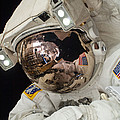 Iss Expedition 38 Spacewalk by Science Source
