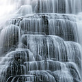 Ithaca Water Falls New York Panoramic Photography by Paul Ge