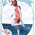 La Vie Parisienne 1918 1910s France by The Advertising Archives
