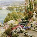 Lake Maggiore by Ebenezer Wake-Cook