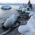 Lake Superior Blues by Sandra Updyke