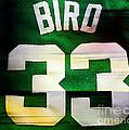 Larry Bird by Marvin Blaine