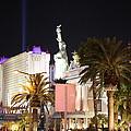 Las Vegas - New York New York Casino - 12122 by DC Photographer
