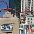 Las Vegas - New York New York Casino - 12128 by DC Photographer