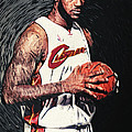 Lebron James by Taylan Apukovska