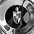 Lincoln Capri Wheel Emblem by Jill Reger