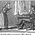 Lydia Darrah, 1777 by Granger