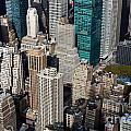 Manhattan Bryant Park by Jannis Werner