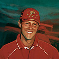 Michael Schumacher by Paul Meijering