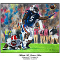 Miracle At Jordan-hare by Lance Curry