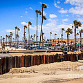 Newport Beach Dory Fishing Fleet Market by Paul Velgos
