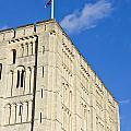 Norwich Castle by Tom Gowanlock