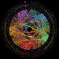 Pi Transition Paths by Martin Krzywinski