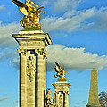 Pont Alexandre IIi by Mountain Dreams