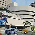 Post-nuclear Guggenheim Visit by Scott Listfield