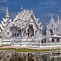 Rong Khun Temple by Adrian Evans