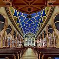 Saint Michael Church by Susan Candelario