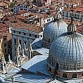 San Marco Basilica. Venice. by Fernando Barozza