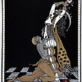 Scheherazade by Georges Barbier