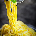 Spaghetti Carbonara by Mythja  Photography