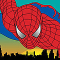 Spiderman  by Mark Ashkenazi